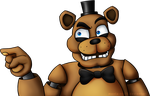 Freddy is Angry by menta-RR-66