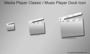 MPC Media Player Dock Icon by BlaydeXi