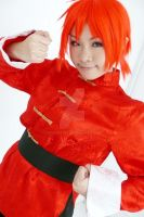Ranma Saotome 2 by zerometric