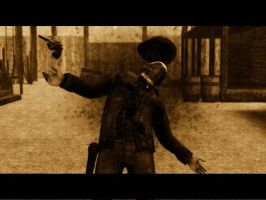 Wild West Duel 6 by Madilloman