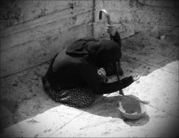 Italy Beggar by TequilaBums