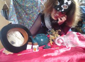 I'll put you in the tea pot by Lady-Fayble