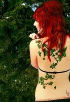 ivy tattoo and redhead 5 by Lioa