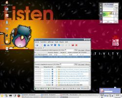 Mandriva 2006 Screenshot by strycore