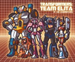 TEAM ELITA by jasonhohoho