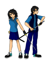 Ouranshadow: Gender Bender by ouranshadow