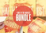 Lord of the Harvest Church Template Bundle by loswl