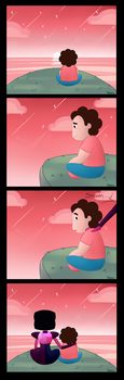 Steven's lament by Dablee