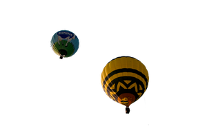 Precute Hot Air Balloons 9 by FairieGoodMother
