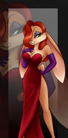 Jessica Rabbit by gabapple