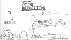 Super Mario Bros. by TheToadBro