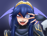 Lucina vi Britannia Commands You... by CSLucaris