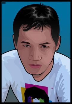 Akbar OngoL in Vector by AristAF