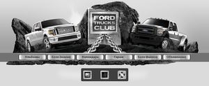 Ford Trucks Club header by Shurik-deen