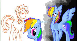 iscribble part1 by PhthaIo