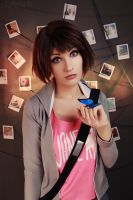 Life is Strange - Max Caulfield by Katy-Angel