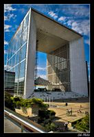 Paris - La defense by Seb-Photos