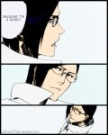 Uryu in Bleach 620 by nAvidx7