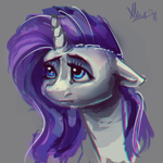 Rarity portrait by Alumx