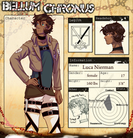 BC: Luca Nierman by etchpea
