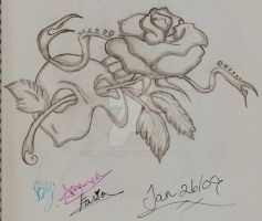 Phantom Of The Opera by mandiekinz