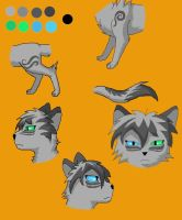 Moonhawk Character Reference by Xylan-Moonhawk