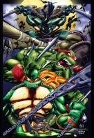Colors: TMNT by Booly78