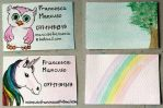 ICE cards by dreamsaddict