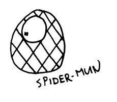 Spider Mun by Jompie