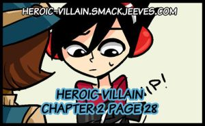 Heroic Villain Update! Chapter 2 Page 28 by eyugho