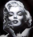 marylin monroe by graphicchris