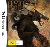 UMBRA: DS Cover Art by ohmindflowers