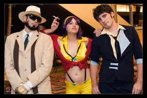 Cowboy Bebop - My Boys by Kuragiman