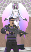 Saints Row: That's What's Up! by EqFAzrael