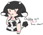 . Chubby by cute-salute