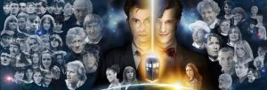 Doctor Who 1963-2010 by RichardBurgess