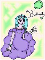 new character: Butterfly by SexySparx