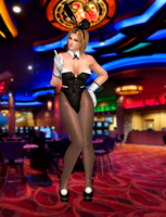 Tina Armstrong(Bunny) Dead or Alive 5 Ultimate by xHildegardVonKronex