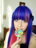 Stocking Anarchy Cosplay by x--Cupcake