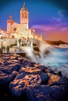Sitges by onicomicosis