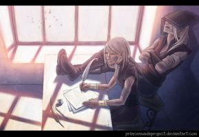 Prince Nuada :: 088 School by PrinceNuadaProject