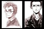 9th and 10th doctor by skylord1015
