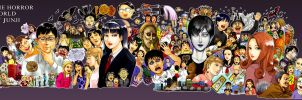the horror world of Junji 2012 by shigeyan