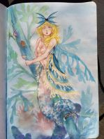 Alice in Coral Reef by phoebehorselover