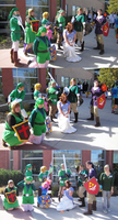 Anime Banzai 2012 - Lots-o-Links (and a Zelda)! by sugarpoultry