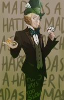 Mad as a Hiddle-Hatter by IdentityPolution