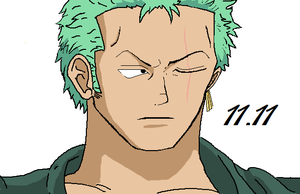 Happy Birthday Zoro by RedRoronoa