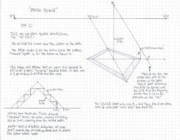 Perspective Tutorial: Mayan Pyramid 1 by GriswaldTerrastone