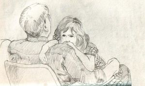 father and daughter by ibnelson