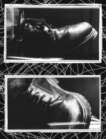 Postcard Minatures: Shoes No.1 by Whiffler